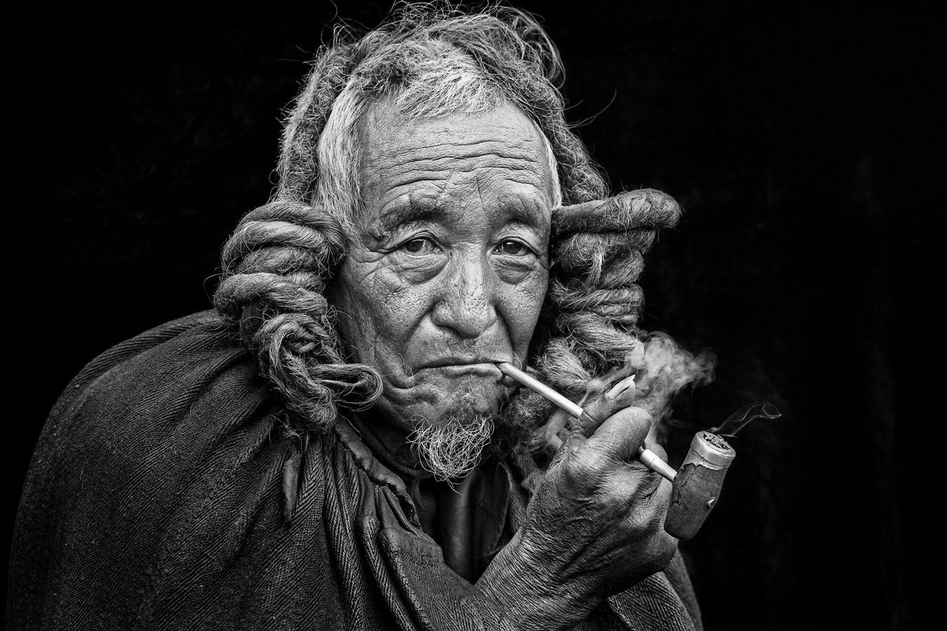 Старейшина, © Сюэцзюнь Ся, Китай, 3 место, Фотоконкурс Siena