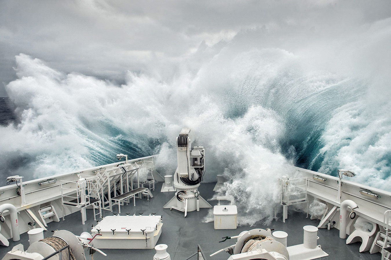 Волна, © Лорейн Турси, Франция, 3 место, Фотоконкурс Siena