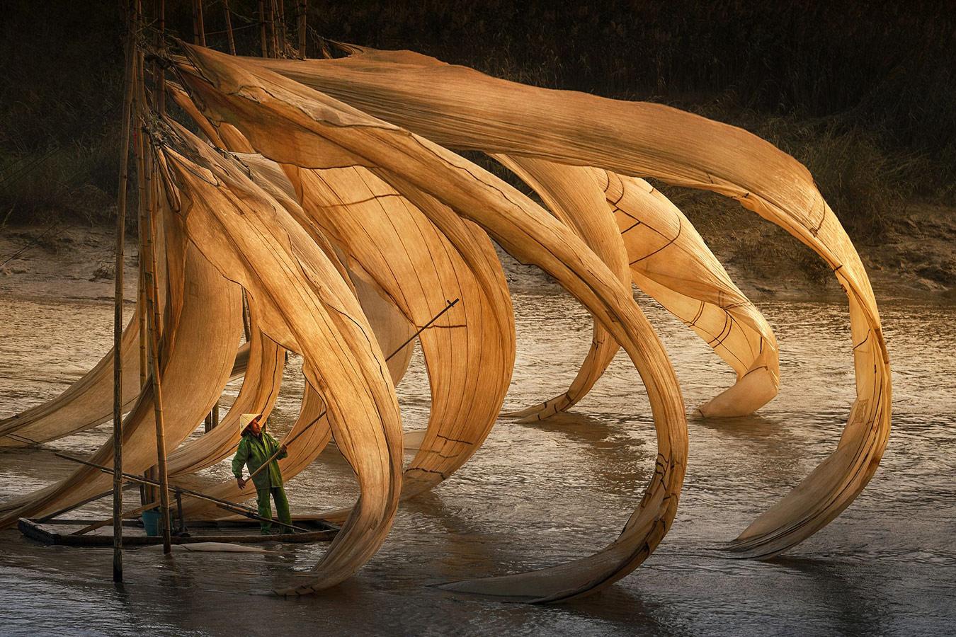 Летающие рыболовные снасти, © Дэнни Йен Син Вонг, Малайзия, 3 место, Фотоконкурс Siena