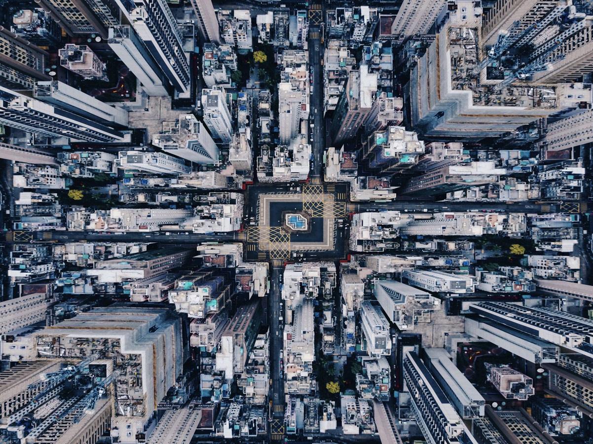 Порядок внутри плотности, © Ян Леунг, Гонконг, 3 место, Фотоконкурс Siena