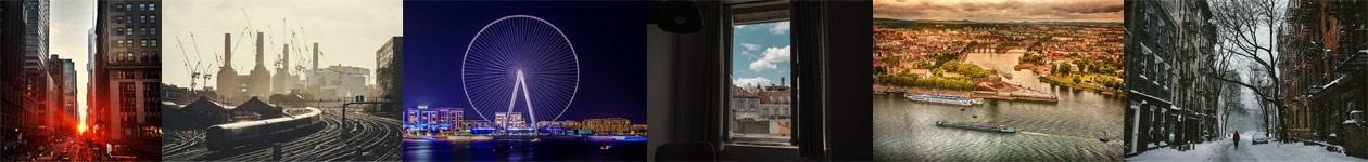 Конкурс фотографий «Городские пейзажи»