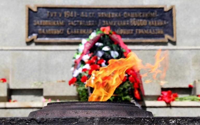Скуратович Юлия Игоревна г. Минск, Беларусь. Название работы: Неугасимая память Великой Победы