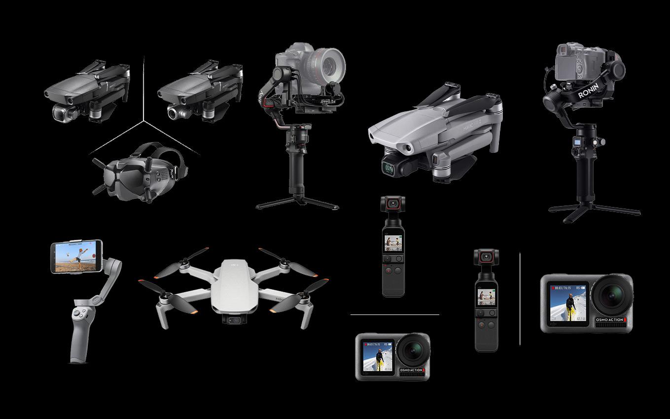 Конкурс аэрофотографии и видео SkyPixel