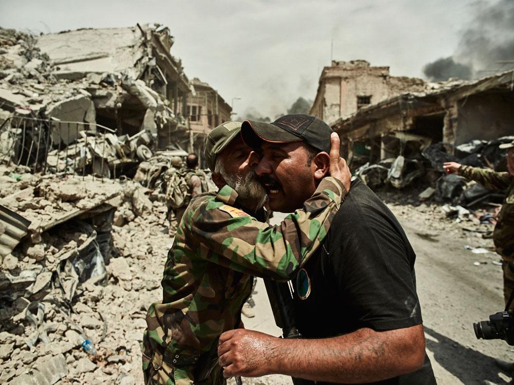 Последние дни Мосула, © Зак Лоури, США, Фотоконкурс «Состояние мира» от PX3