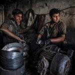 Серебряные руки, © Валери Леонард, Франция, Фотоконкурс «Состояние мира» от PX3