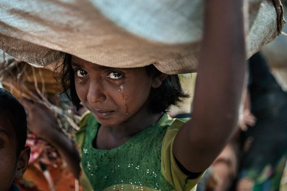 Нежелательный, Рохинджа, © Паула Бронштейн, США, Фотоконкурс «Состояние мира» от PX3