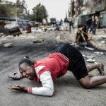 Беспорядки в Кении после выборов, © Луис Тато, Испания, 1-е место : Главные новости : Серии, Конкурс фотожурналистики имени Андрея Стенина