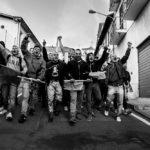 Ультрас, © Андреа Алаи, Италия, 1-е место : Спорт : Серии, Конкурс фотожурналистики имени Андрея Стенина