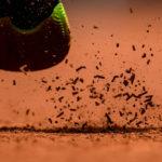 Раскаленный грунт, © Алексей Филиппов, Россия, 2-е место : Спорт : Серии, Конкурс фотожурналистики имени Андрея Стенина