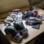 Кенийская боксерская школа для девочек, © Луис Тато, Испания, 3-е место : Спорт : Серии, Конкурс фотожурналистики имени Андрея Стенина
