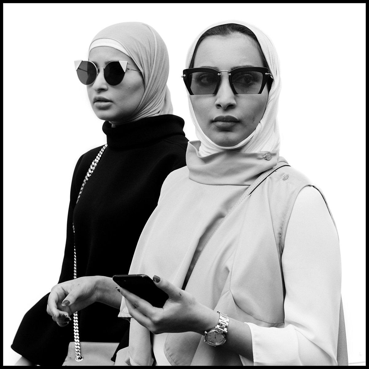 Без названия, © Макс Барстоу, Третье место, Конкурс портретной фотографии Тейлора Вессинга