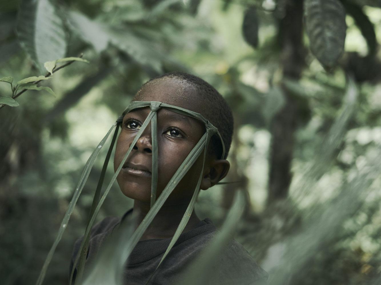Портрет «Сильного» Джо Смарта, © Джои Лоуренс, Третье место, Конкурс портретной фотографии Тейлора Вессинга