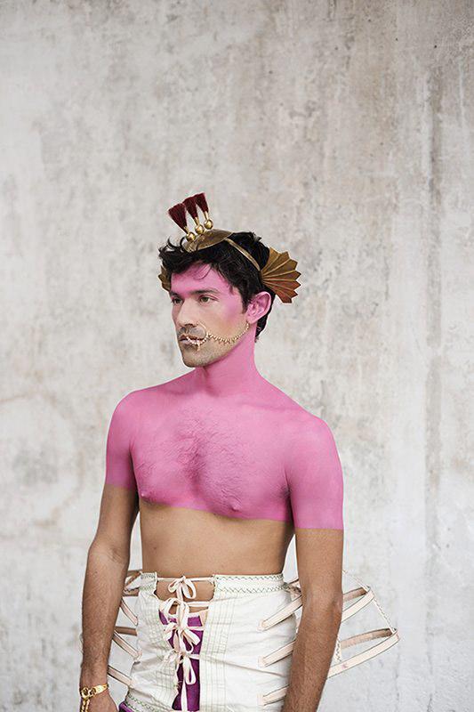 © Филипп Савуар, Фотоконкурс «Тело человека» от Life Framer