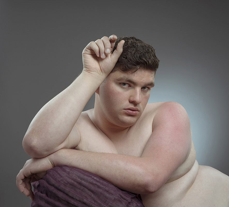 © Натали Кирк, Фотоконкурс «Тело человека» от Life Framer