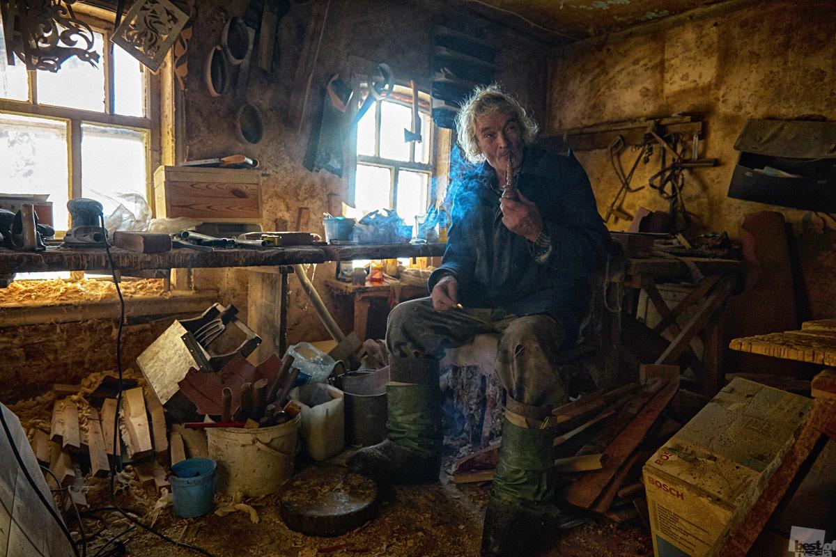 Мастерская столяра, © Анжела Усманова / Челябинск, Фотоконкурс The Best of Russia 2017
