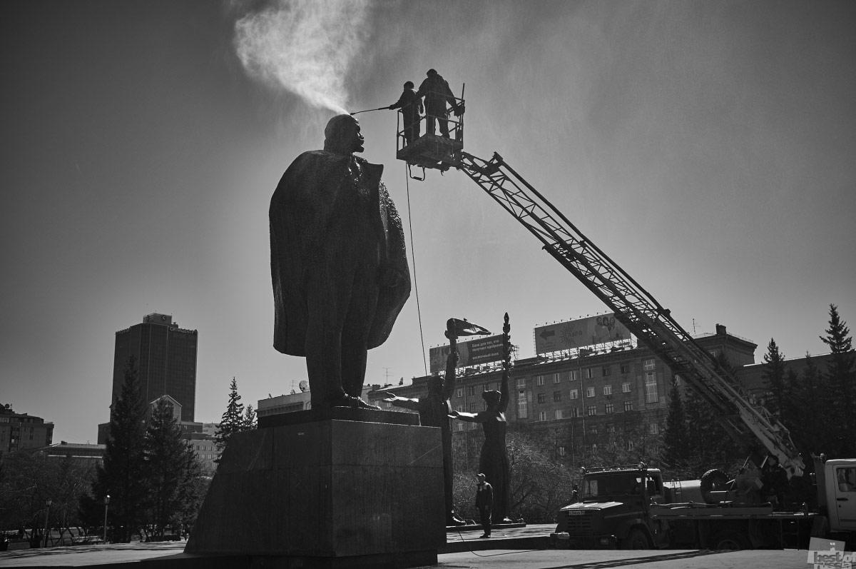 На днюху-баня! © Антон Мухаметчин / Новосибирск, Фотоконкурс The Best of Russia 2017