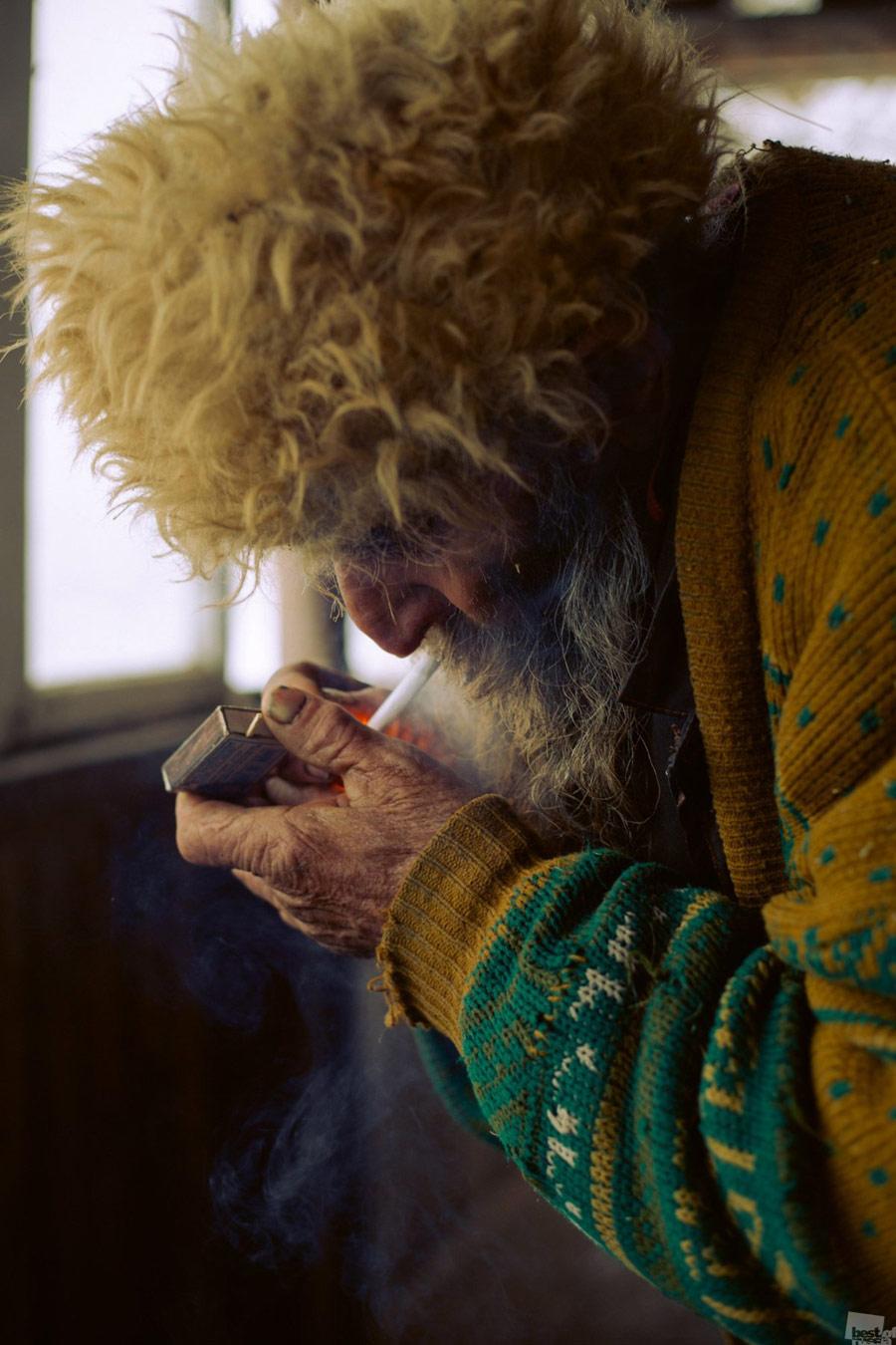 Горец Виктор Амбалов, © Заур Тедеев / Москва, Фотоконкурс The Best of Russia 2017