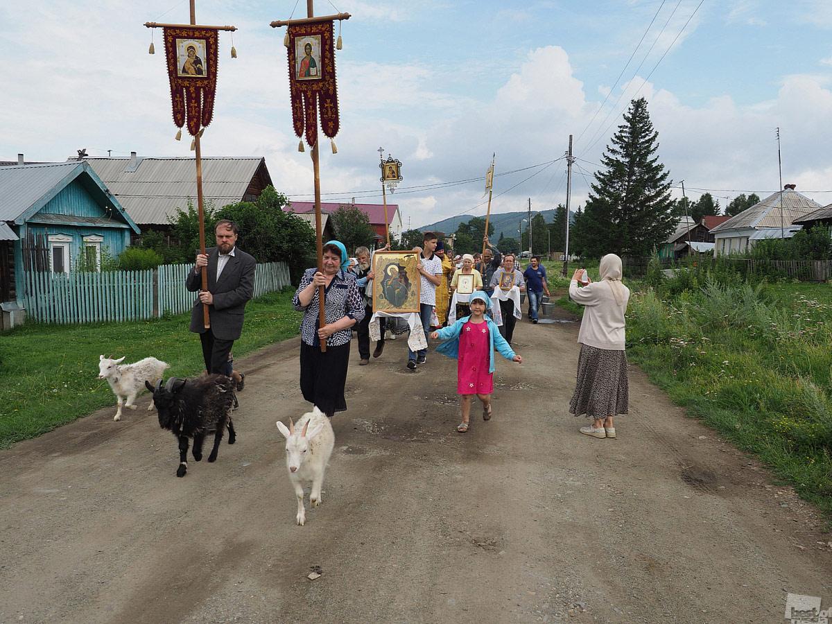 Сельский крестный ход, © Александр Мизуров / Миасс, Фотоконкурс The Best of Russia 2017