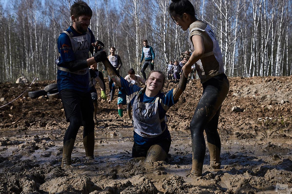 Гонка героев, © Евгений Рыжов / Москва, Фотоконкурс The Best of Russia 2017