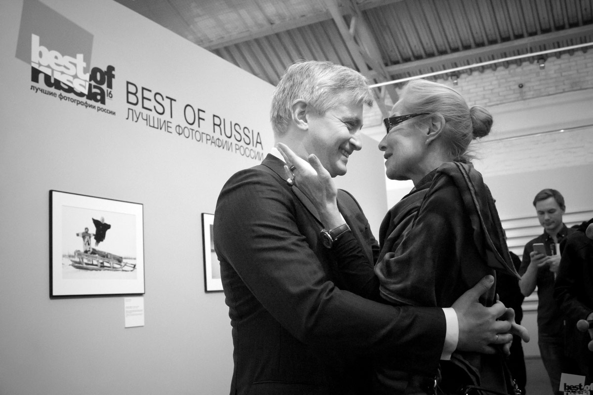 Тёплая встреча, © Надежда Агапова / Москва, Фотоконкурс The Best of Russia 2017