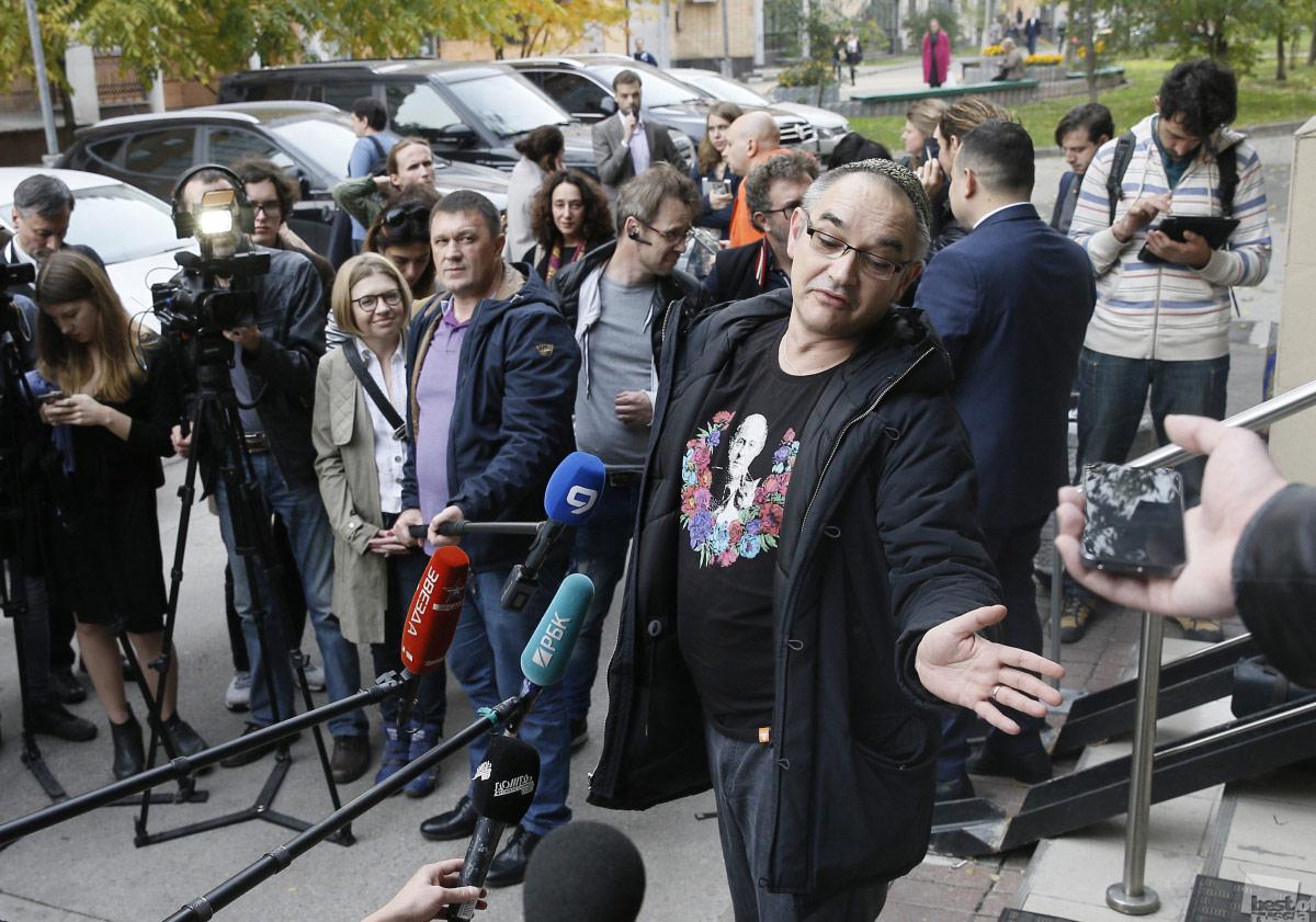 Оглашение приговора блогеру А. Носику по делу об экстремизме в Москве, © Александр Щербак /ТАСС / Москва, Фотоконкурс The Best of Russia 2017