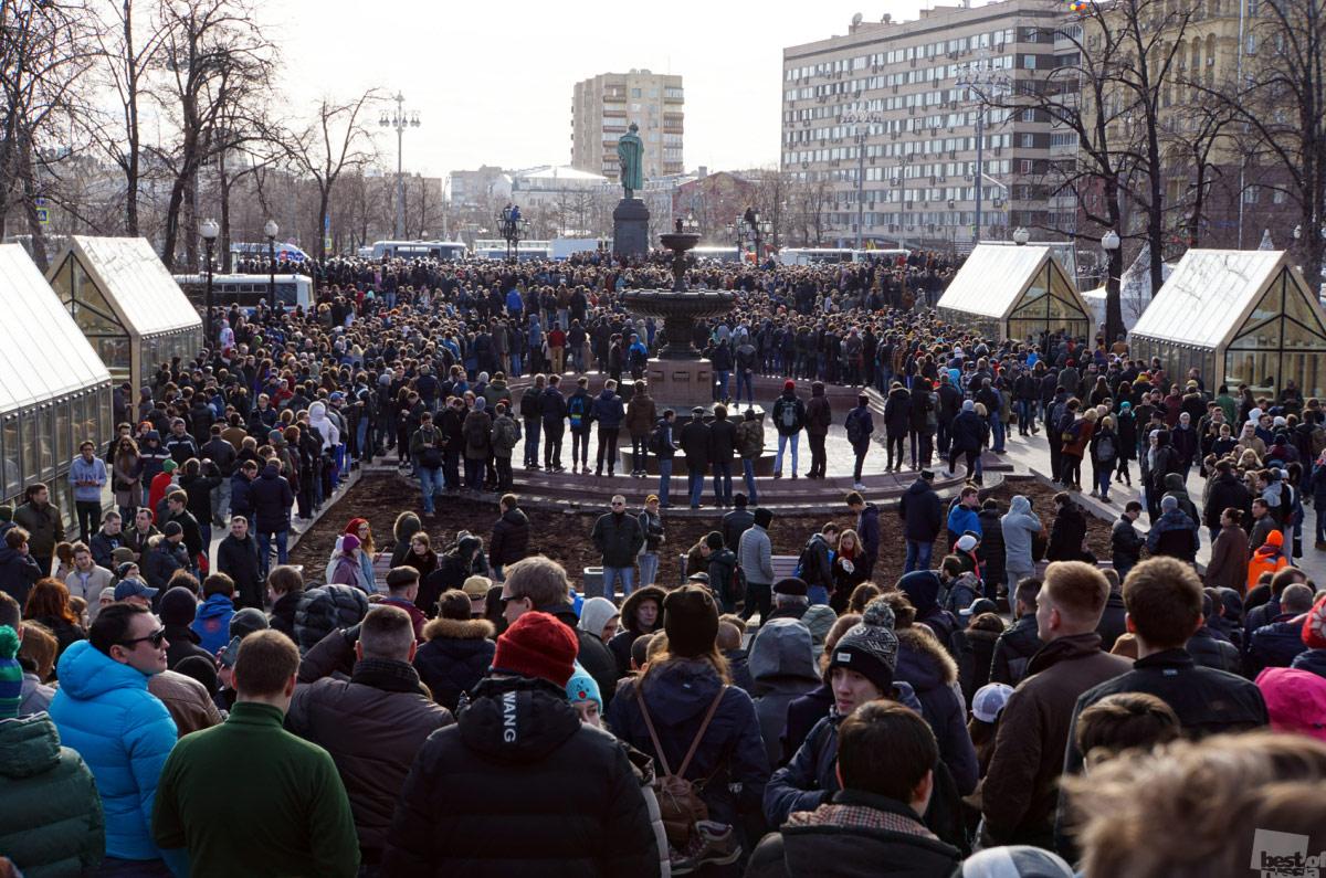 Волеизъявление, © Владимир Елагин / Алексин, Фотоконкурс The Best of Russia 2017