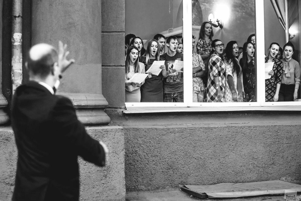Дом, в котором рождается музыка, © Сергей Мордвинов / Новосибирск, Фотоконкурс The Best of Russia 2017
