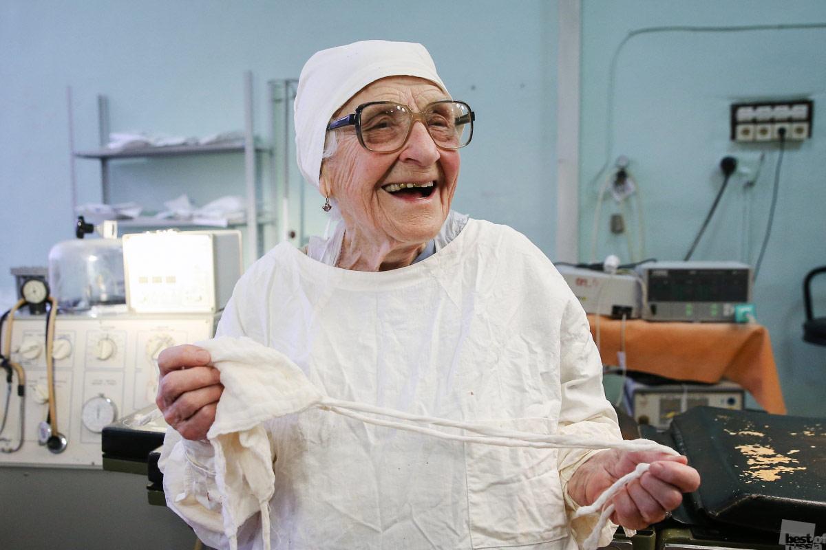 Старейший действующий хирург России Алла Левушкина, © Александр Рюмин / Рязань, Фотоконкурс The Best of Russia 2017