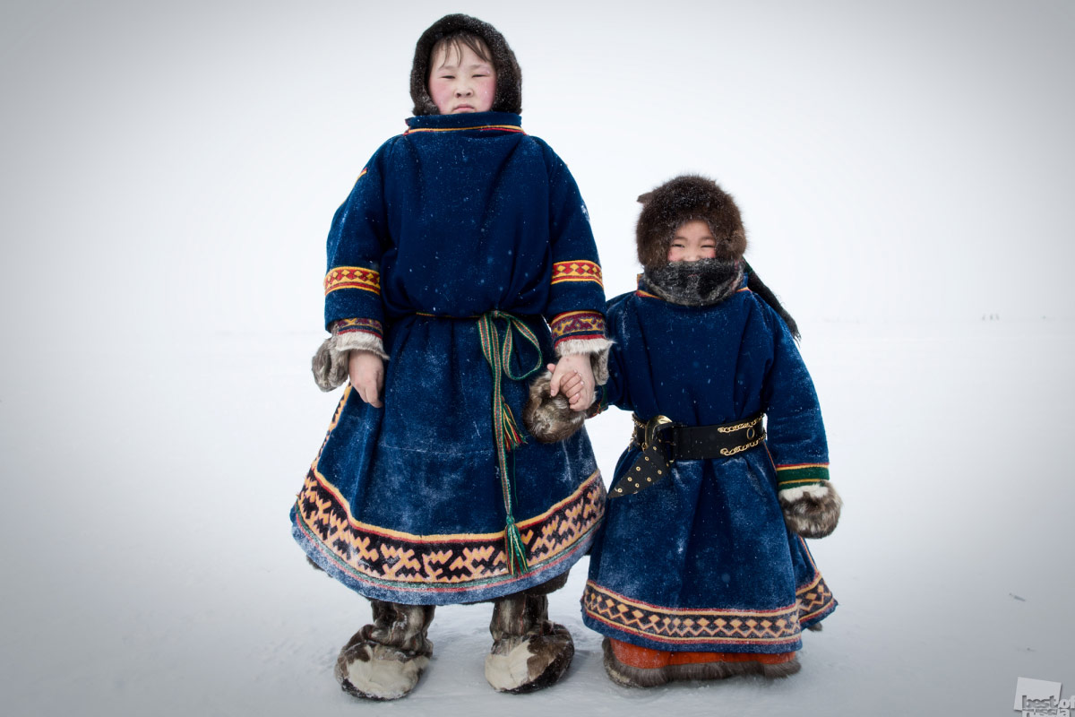 Дети тундры, © Камиль Нуреев / Новый Уренгой, Фотоконкурс The Best of Russia 2017