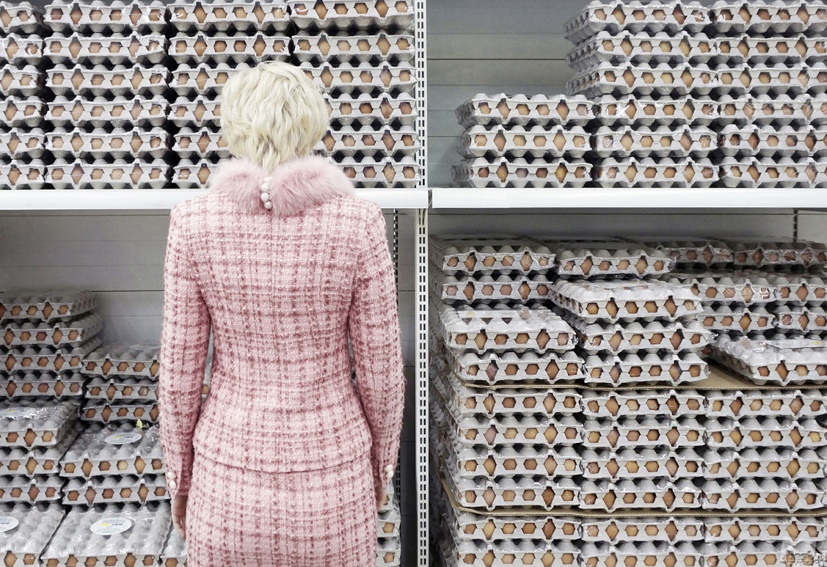 Что появилось первым?, © Женя Балокина / Москва, Фотоконкурс The Best of Russia 2017