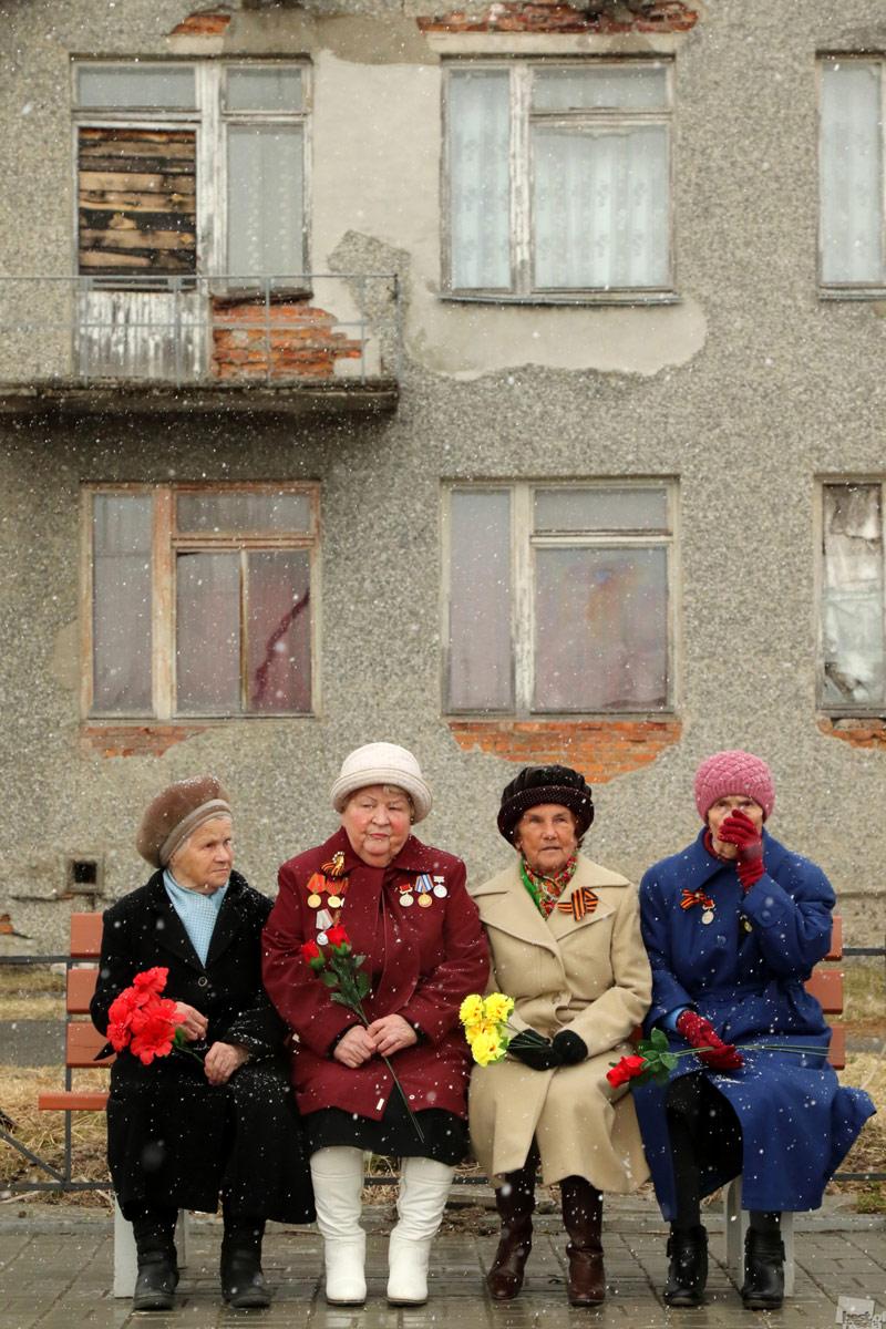 Дети войны, © Якель Екатерина / Москва, Фотоконкурс The Best of Russia 2017