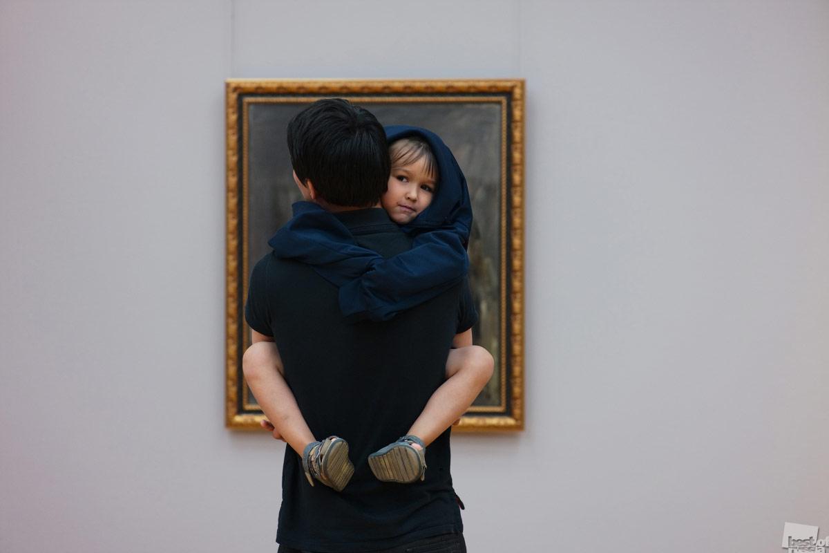 Мона Лиза, © Сергей Пятаков / Москва, Фотоконкурс The Best of Russia 2017