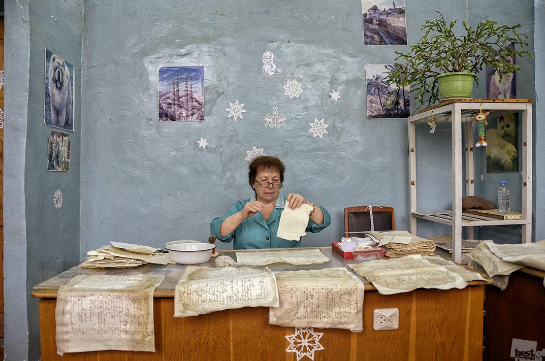 Здесь лечат время, © Алексей Фокин / Тула, Фотоконкурс The Best of Russia 2017