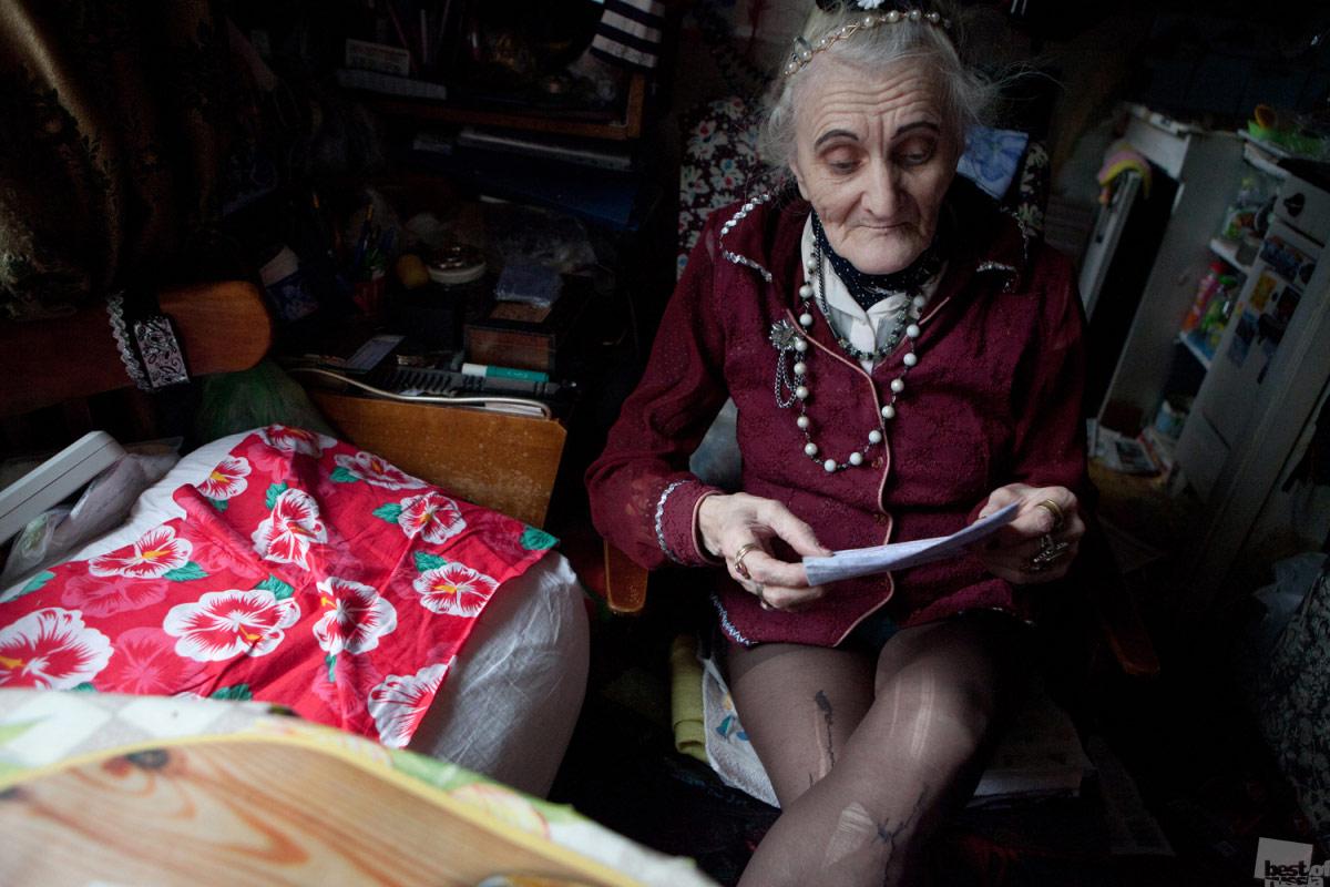 Письма о вечной молодости, © Алиция Савицкая / Одинцово, Фотоконкурс The Best of Russia 2017