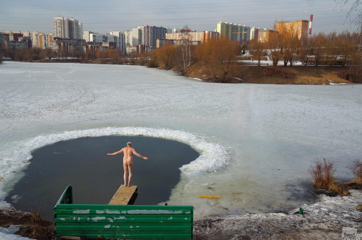Ныряльщик, © Игорь Стомахин / Москва, Фотоконкурс The Best of Russia 2017