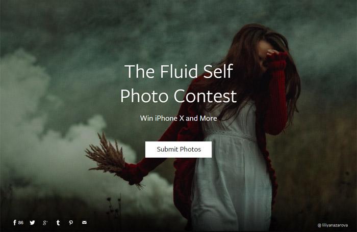 Фотоконкурс «Внутренняя личность» — The Fluid Self