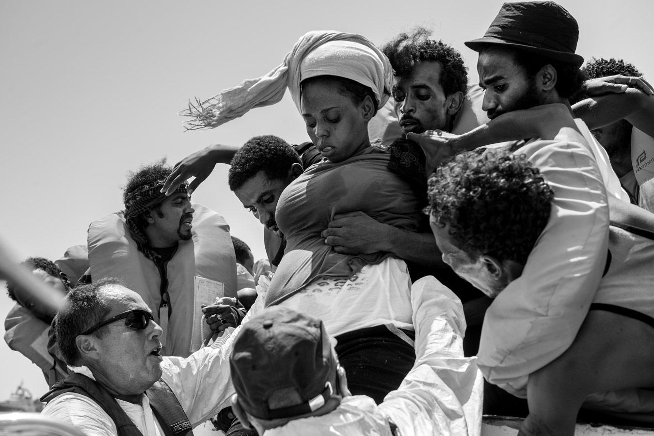 Тема: Чёрно-белое, апрель 2017, © Габриэле Казини, Фотоконкурс «Независимый фотограф» — The Independent Photographer