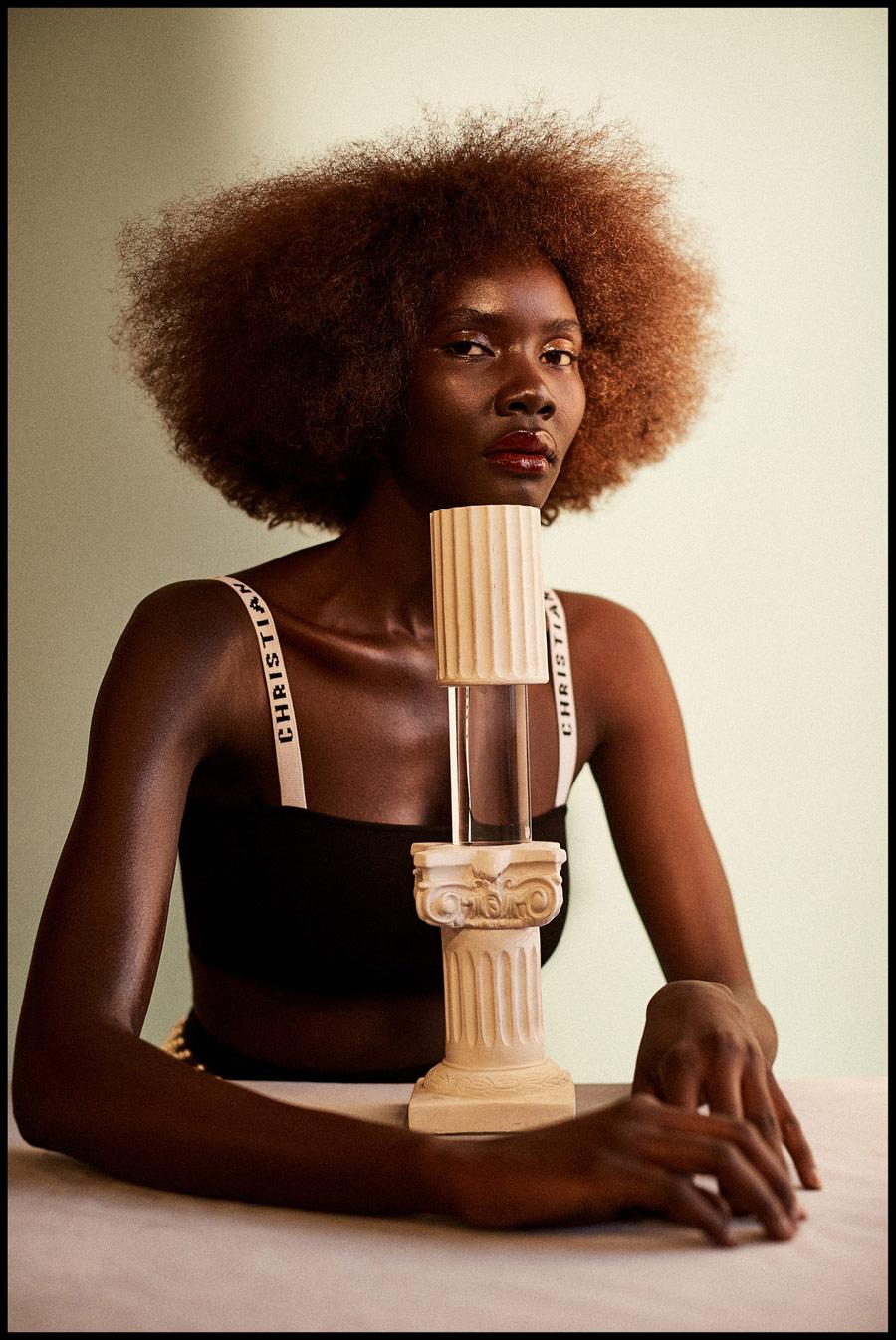 Новая классика<br> © Рикардо Ривера, Бруклин, США, Гран-при конкурса, 1 место в категории «Редакционная / Знаменитости», «Взгляд» — фотоконкурс на тему «Мода» | PDN The Look