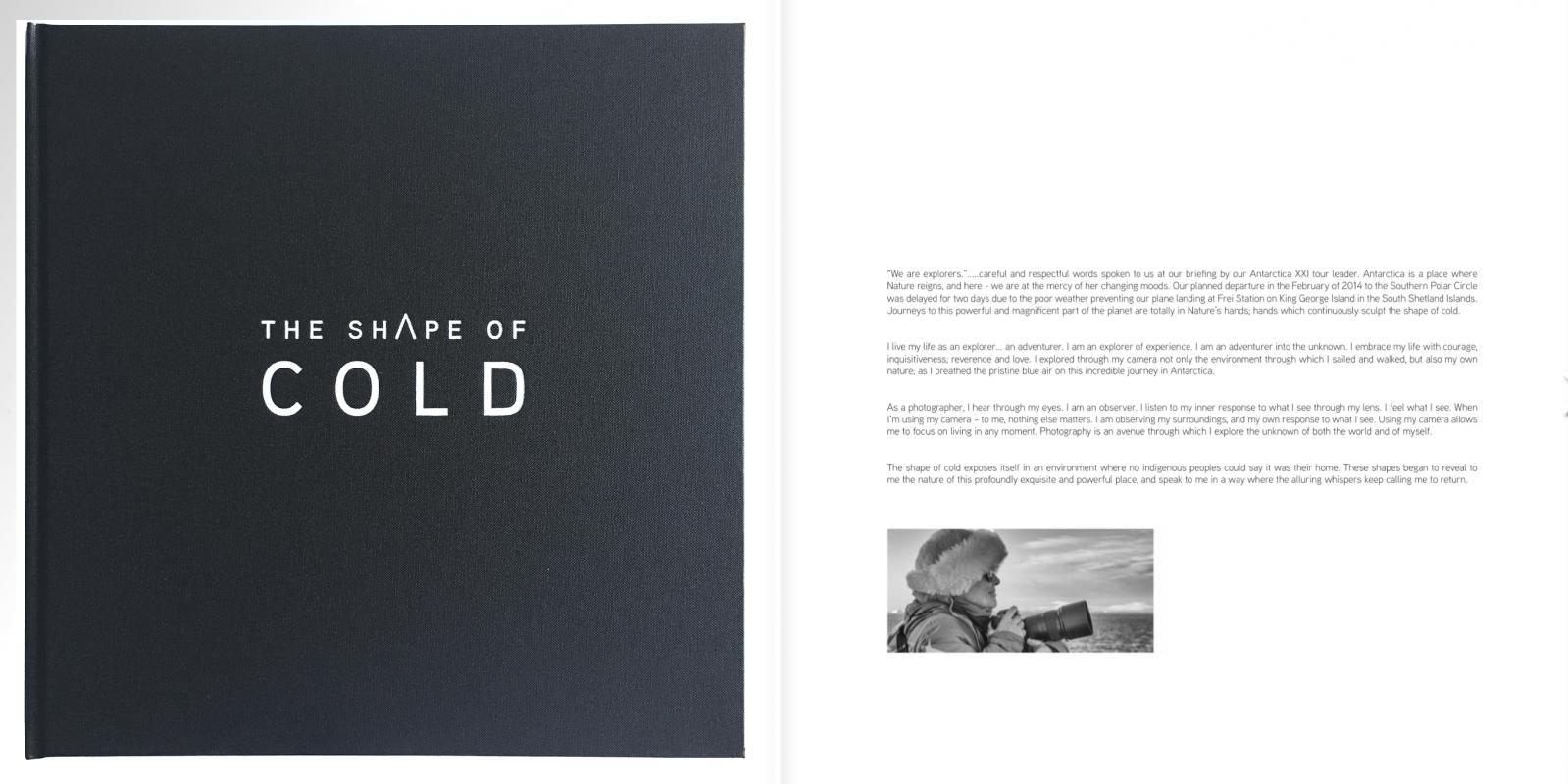 Форма холода, © Джули Стивенсон, Австралия, 2-е место в категории «Книга», любитель, Токийский фотоконкурс 2018 — TIFA