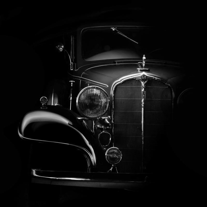 Окрашенные светом автомобили, © Раджасекар Аламанда, Индия, 1-е место в категории «Реклама», профессионал, Токийский фотоконкурс 2018 — TIFA