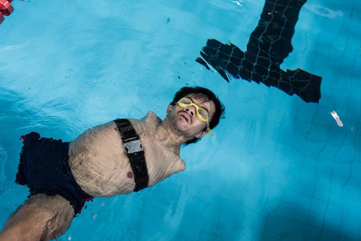 Золотая рыбка, © Марсела Анджелес Маседо, 2-е место в категории «Редакционная», любитель, Токийский фотоконкурс 2018 — TIFA