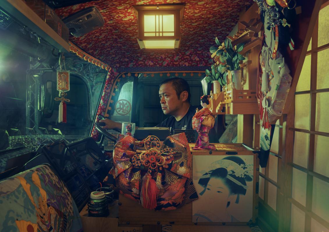 Декотора, © Тодд Антони, Великобритания, 2-е место в категории «Реклама», профессионал, Токийский фотоконкурс 2018 — TIFA