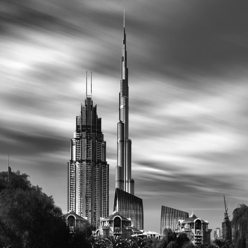 Соглашение о пустыне, © Теодор Андреасян, США, 1-е место в категории «Архитектура», профессионал, Токийский фотоконкурс 2018 — TIFA