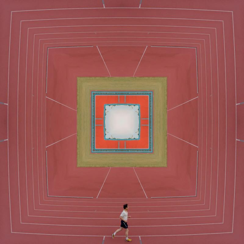 Комната, © Джихонг Линь, Тайвань, 2-е место в категории «Архитектура», профессионал, Токийский фотоконкурс 2018 — TIFA