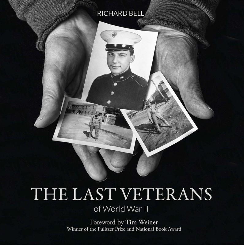 Последние ветераны Второй мировой войны, © Ричард Белл, 2-е место в категории «Книга», профессионал, Токийский фотоконкурс 2018 — TIFA