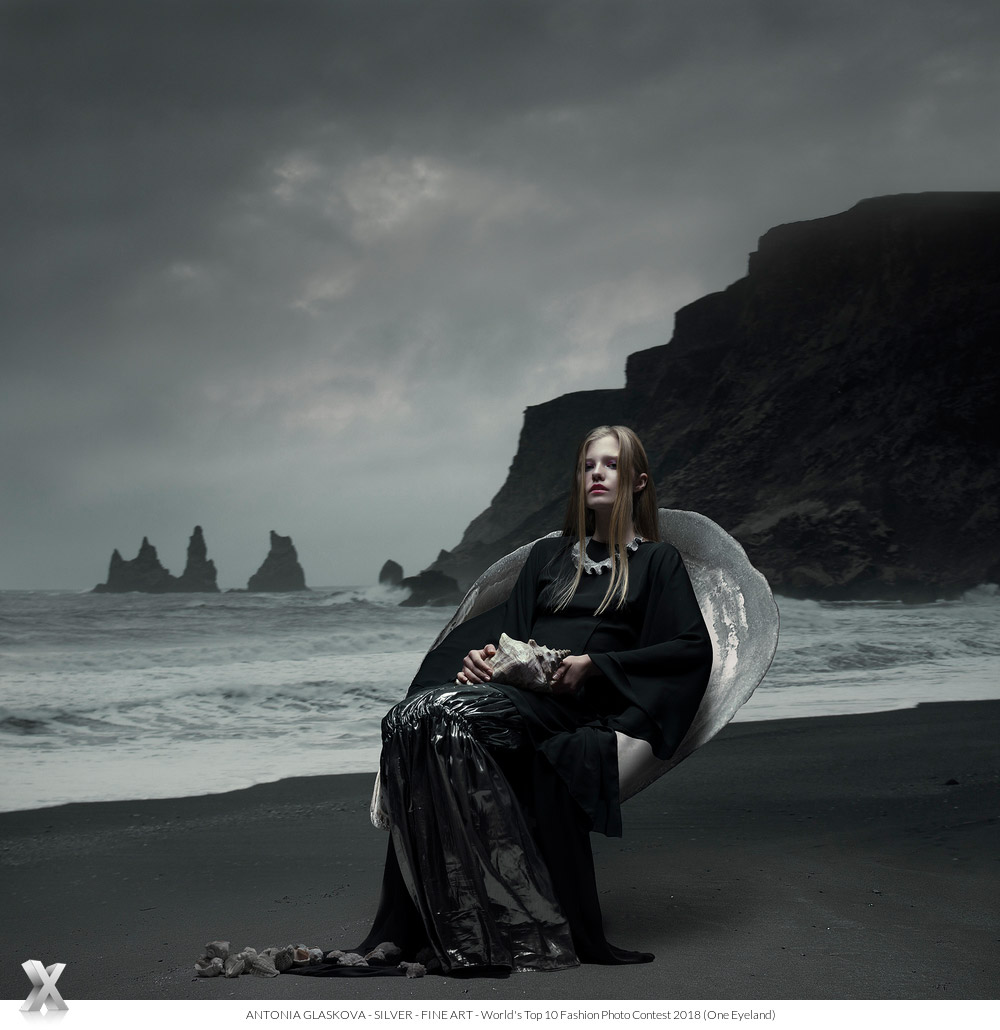 HAFMEYJAN, © Антония Глазкова, Серебро категории «Художественная фотография», Фотоконкурс «10 лучших мировых фотографов моды» — World's Top 10 Fashion Photographers