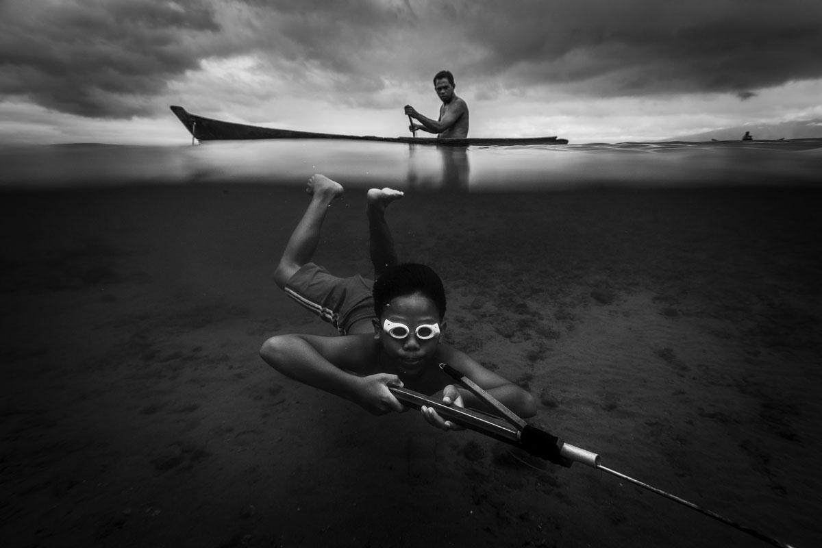 © Бухари Муслим Дикен - Индонезия
