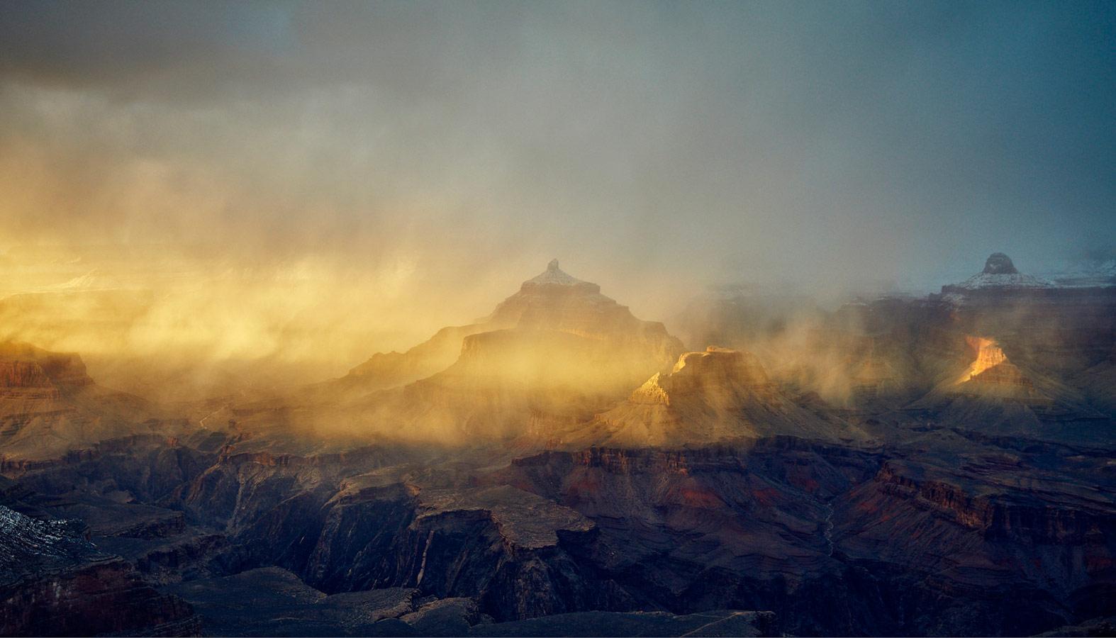 Большой Каньон, © Ти Коле, Бруклин, США, Финалист категории «Пейзажи», Фотоконкурс «Великие просторы» — пейзажи и живая природа — The Great Outdoors