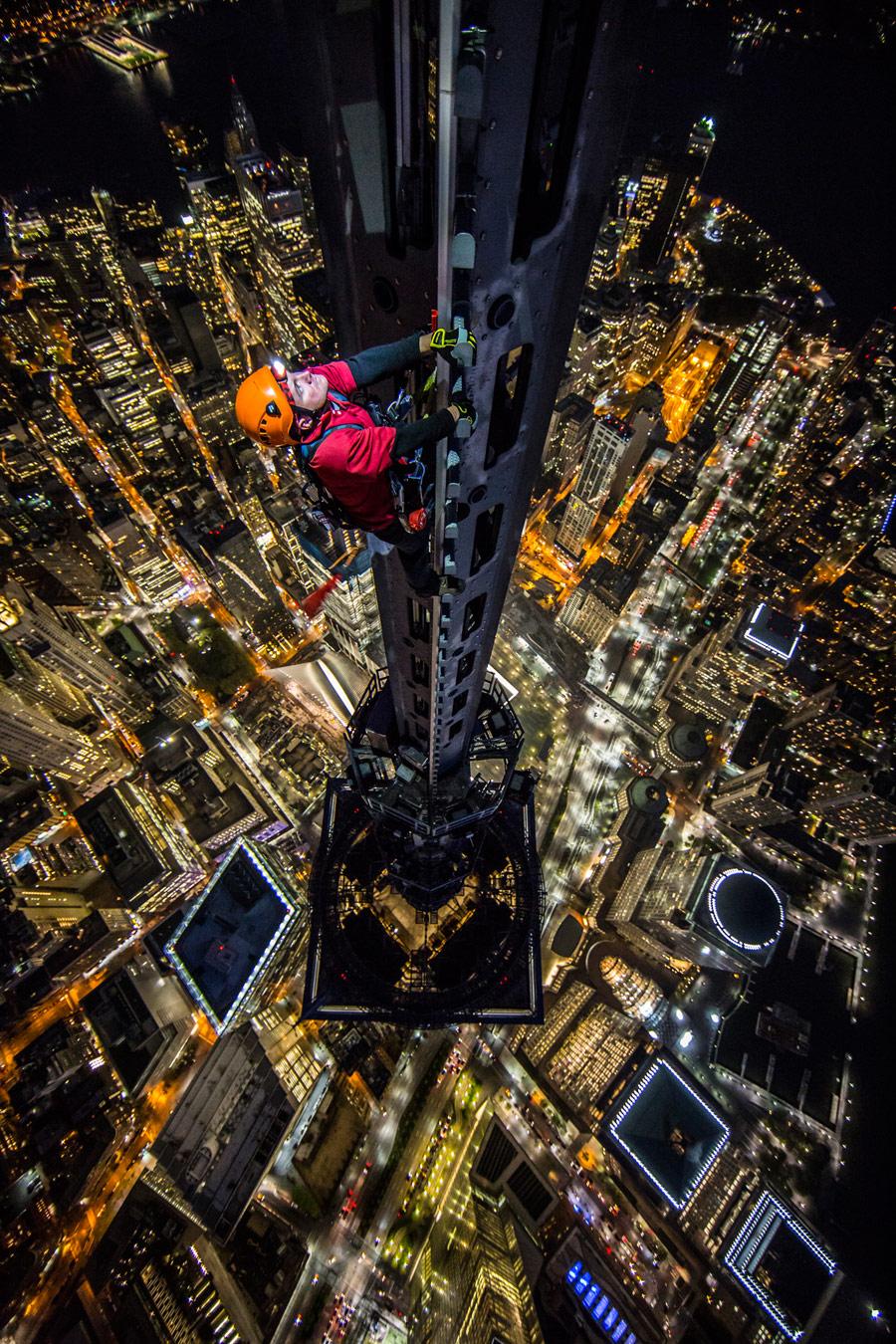 Всемирный торговый центр, © Джимми Чин, Уилсон, США, Финалист категории «Приключения» : профессионал, Фотоконкурс «Великие просторы» — пейзажи и живая природа — The Great Outdoors