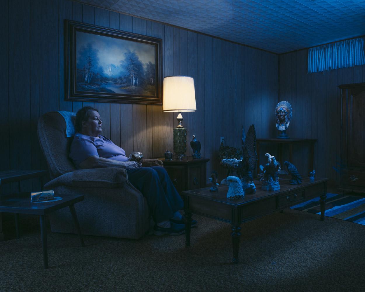 Джастин Листер / Justin Lister, США, 3-е место в категории «Три и более света», Фотоконкурс «Видение света» / Seeing the Light